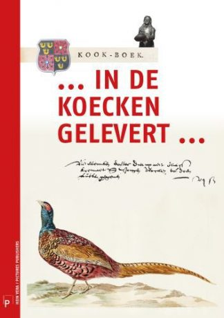 boek In de koecken gelevert