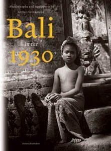 Kunstboeken: Bali in the 1930's