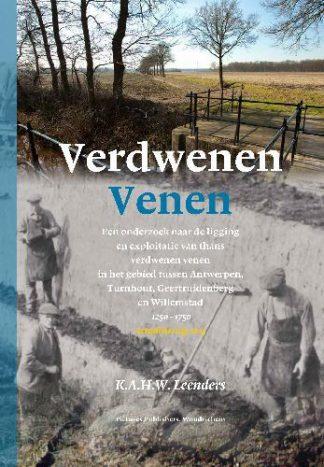 Streekboeken: Verdwenen Venen